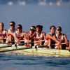 Women's 8+ rowing team