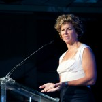 Marnie McBean at Winnipeg Gold Medal Plates 2011