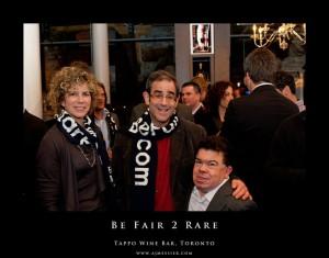 with Randy Starkman and Simon Ibell