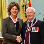 Order of Canada Ceremony
