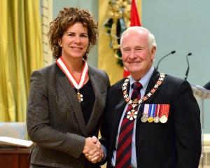 Order of Canada Ceremony