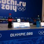 Sochi stage